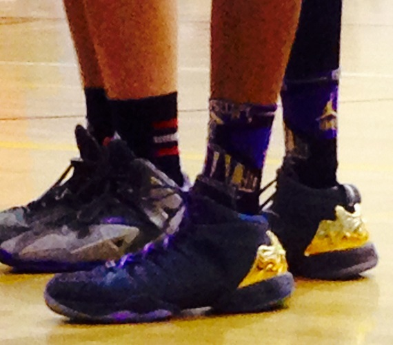 Shoes? – Jordan Ross Plays Volleyball